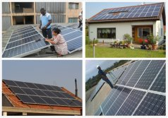 Project - solar power system