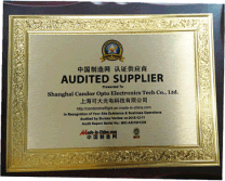 AUDITED SUPPLY