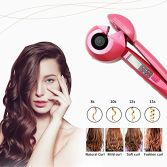 Automatic Hair Curlers Rollers High Quality Magic Hair Curler With LCD Display