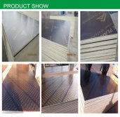 Black Film Faced Shuttering Plywood