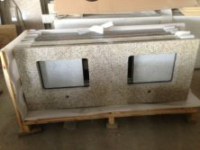 China Granite & Marble & Quartz Vanity tops Packing from Yeyang Stone Factory