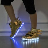 Wings LED Lights Shoes