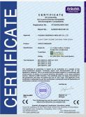 CE CERTIFICATE YOU CIRCUIT BREAKER