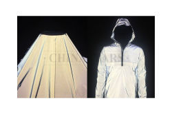 Chinastars Outer Shell Reflective Fabric