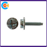 Cross screws