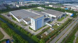 The engineering Project for SuZhou YiLi cold drinks processing center