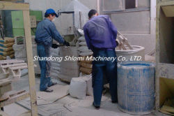 Formwork steel clamp workshop 3