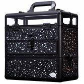 Organizer Carrying Beauty Flight Professional Makeup Case