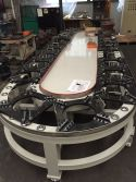 Auto assembly table