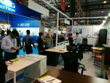 office furniture exhibition in India OCT13 to OCT16
