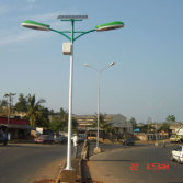 Solar Street Light in Nigeria