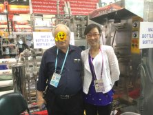 Canton fair /KOYO Water packing machine
