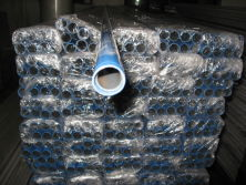 Plastic-Coated Pipe Packaging