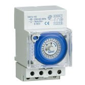 Weekly Programmable Timer Relay Gst2-162 Timer