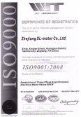 2. ISO9001-2008 Certificate