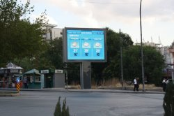 P10mm outdoor led billboard