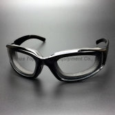 Fashionable Type Foam Pads Inside Safety Glasses (SG132)