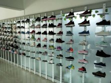 Shoes sample room