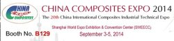 China Composites Expo 2014 fair