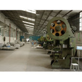 Our machining workshop