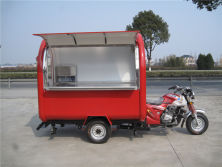 Motorcycle Tricycle Fast Food Carts