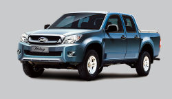 JAC 5 Seats Pickup(2771cc )
