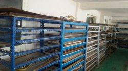 mould production room