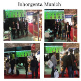 Inhorgenta Munich Fair in Germany