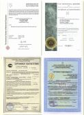 International certificates