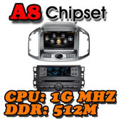 Witson A8 Chipset S100 platform Car DVD Player GPS for NEW CHEVROLET CAPTIVA 2012-2013