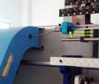 auto stop by infrared thread broken-lock stitch quilting machine