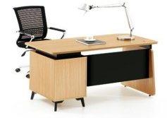 FOH Office Simple Design Wooden Computer Table
