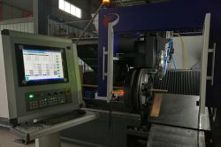 Profile Laser Cutting Machine Equipment