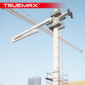 Concrete Placing Boom in Saudi Arabia