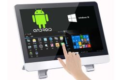 Wall-Mounting Touch Screen All in One PC