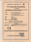 Ce for laser light