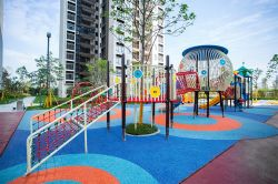 Children Playground in Foshan