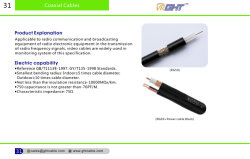 COAXIAL CABLE+2C