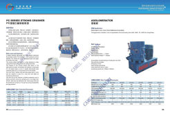 PC series strong crusher /agglomerator