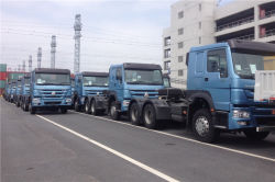 27 Units HOWO Prime Movers to Malaysia