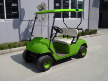 Golf buggy with Golden Motor 10KW motor