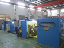 1+6+12high speed copper wire twisting machine