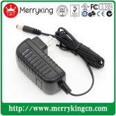 Universal Switching Power Adaptor, 12V1.5A 18W AC/DC Adaptor