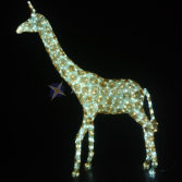 Giraffe Motif Light