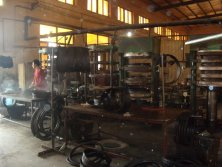 tire manufacturing machine