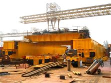 Foundry Crane to Iran