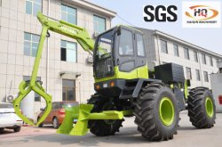 Four Wheel Drive Cane Loader from Haiqin Machinery