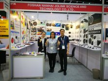 let′s enjoy the wonderful moment at 2017 Interplas Thailand - Foshan Nanhai Jolink Science and Technology Co., Ltd.