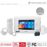 Smart WiF & GSM Home Security Alarm System -APP Control