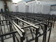 Xinyimei Furniture workshop, folding table base
